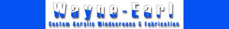 Wayne Earl - Custom Made Boat Parts, Windshields & Accessories
